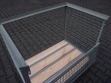 DB Gitterboxen  Gitterboxen Industrieboxen NEU Bitte lesen Sie GENAU Durch!