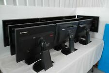 "LOT-10 Lenovo LT2252p Wide 22"" LCD Monitor VGA DVI LT2252pwD 2572-MB6 03X7922"