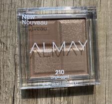 Almay Eyeshadow Quad #210 Unplugged New Sealed