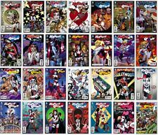 NEW 52 HARLEY QUINN #1 2 3 4 5 6 7 8 9-18 20-23 25 27 28 1ST PR RUN SET LOT/28