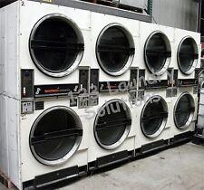 Speed Queen Stack Dryer 30LB 120V STD32DG Almond Finish Used