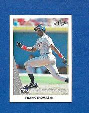 1990 LEAF BASEBALL #300 FRANK THOMAS ROOKIE HOF NM-MT CHICAGO WHITE SOX  NICE