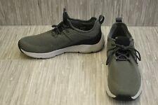 Skechers Nichlas-Lishear 52890 Athletic Shoes, Men's Size 11, Olive