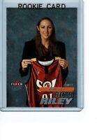 RUTH RILEY 2001 Ultra Fleer WNBA Rookie Card #131