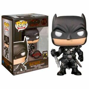 Batman - Batman Grim Knight 80th Anniversary Pop! Vinyl + POP PROTECTOR