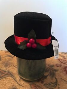 NWT Yankee Candle Top Hat (Candle NOT Included)