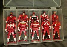 Bandai Sentai Gokaiger DX Mobirates LOT OF 10 Red Power Rangers KEYS Morpher