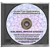 SUBLIMINAL IMPROVE EYESIGHT AID-BETTER EYE SIGHT VISION w/ BRAINWAVE TECHNOLOGY