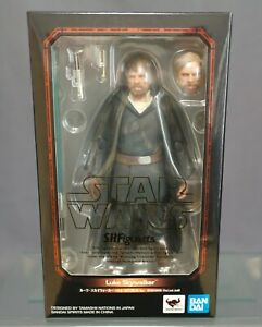 S.H.Figuarts Luke Skywalker Battle of Crait Ver. STAR WARS The Last Jedi JP New*
