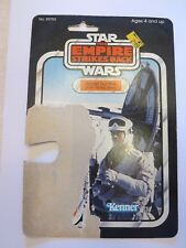 Rebel Soldier ESB 31 Back Vintage Cardback FULL CARD Star Wars KL