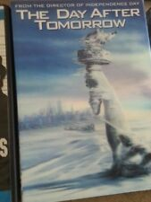 The Day After Tomorrow DVD Dennis Quaid Jake Gyllenhaal Emmy Rossum