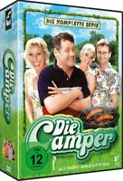 DIE CAMPER-DIE KOMPLETTE SERIE - CAMPER,DIE  18 DVD NEU