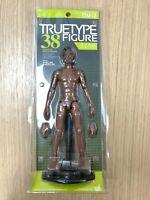Hot Toys TTM 10 TrueType True Type Figure Body African American Male (Slim Body)