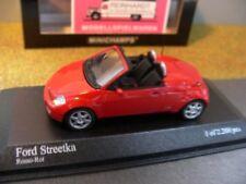 1/43 Minichamps Ford Streetka 2003 rot 400086430
