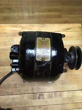 GE Motor Model 20001 SA 1/6 HP 4.2A 110V  Buffer Polisher Lathe Grinder 1725 RPM