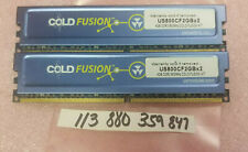 4gb kit  2rx8 ddr2 800hz pc6400 240pin dual channel non-ecc unbuffered 128x8