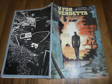 Alan Moore & David Lloyd -- V for VENDETTA  # 3 // DC Comic 1988