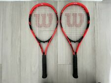 Wilson Federer Tennis Racquet (Pair) - GOOD CONDITION - Slightly Used