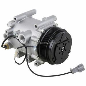 For Mitsubishi Fuso Bus and Fuso Truck New AC Compressor & A/C Clutch TCP