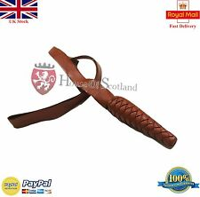 NEW BRITISH INFANTRY TAN BROWN LEATHER SWORD KNOT ARMY OFFICER NAVY MARINES