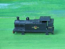 Triang TT gauge T90 Class 3F Jinty tank loco body shell 47607