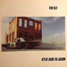 THE KLF • Kylie Said To Jason  • Vinile 12 Mix • 1989 KLF