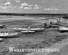 USAAF WW2 B-17 Bomber Bassingbourn 8x10 Photo 91st BG Ragged Irregulars ETO WWII