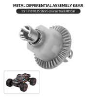 Differential Assembly Metal Gear for 1:10 9125 RC Car Short-Course Truck L7A1