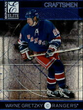 1997-98 (RANGERS) Donruss Elite Craftsmen #19 Wayne Gretzky /2500