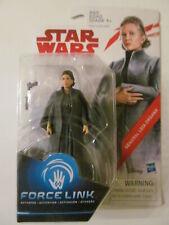 Star Wars - 3.75 Inch Toy Figure - General Leia Organa - Sealed - Light Wear