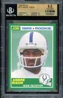 Andre Rison Card 1989 Score #272 BGS 9.5 (9 9.5 9.5 9.5)