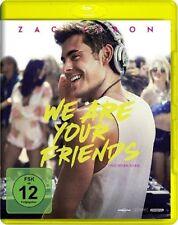 Blu-ray * We Are Your Friends * NEU OVP * Zac Efron