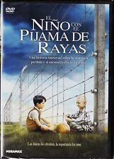 EL NIÑO CON EL PIJAMA DE RAYAS de Mark Herman.