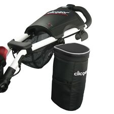 Clicgear Golf Insulated Drinks Bag / Cooler Tube -  For Hot or Cold Drinks