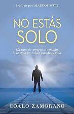 No estás solo: Un rayo de esperanza cuando la tristeza profunda invade tu vida (