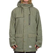 BILLABONG Men's HIRO Snow Jacket - Surplus - XL - NWT