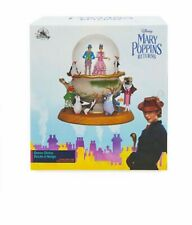 Mary Poppins Returns Disney Store Snow Globe Limited Edition Rare Ornament NEW