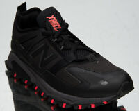 New Balance X-Racer Men's Black Energy Red Low Athletic Lifestyle Sneakers Shoes