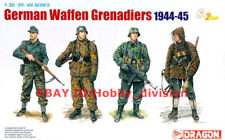 DRAGON 6704 1/35 German Waffen Grenadiers 1944-45