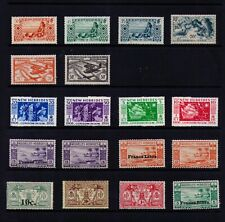 France French Colonies stamps collection Oceanie New Caledonie et Hebrides  #349