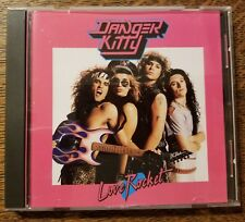 "DANGER KITTY ""LOVE ROCKET""(RARE PROMO pre-Steel Panther/Metal Skool/Metal Shop)"