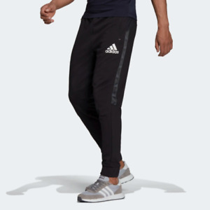 adidas Men's Training Aeroready Designed to Move Sport Motion Logo Pants