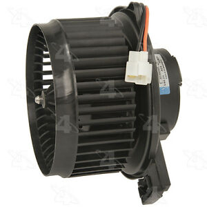 New Blower Motor With Wheel Four Seasons 75875