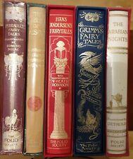 Folio Society - Fiction Books - Fairy Tales - Illustrated Hard Cover
