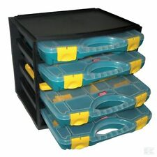 Tayg 301001 Stackable Multibox Mod. 1 Verde Amarillento