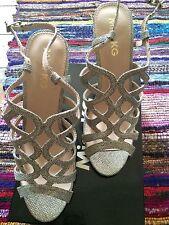 Kurt Geiger Strappy, Ankle Straps Textured Heels for Women