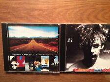Jesus & Mary Chain [2 CD ALBUM] Twenty-one singles + sballare & dethroned
