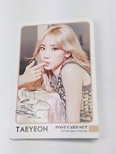 TaeYeon Tae Yeon SNSD Girls' Generation Postcard Set + Sticker KPOP Post Card