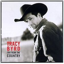New: Byrd, Tracy: I'm from the Country  Audio Cassette