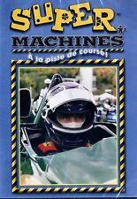 BRAND NEW CHILDREN DVD // Super Machines(Mighty Machines) A La Piste De Course